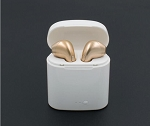 BLUETOOTH EARBUD DUAL GOLD