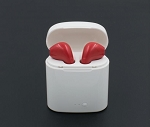 BLUETOOTH EARBUD DUAL RED