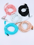 10FT I PHONE CABLE PINK