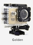 1080P ACTION SPORTS CAM GOLD