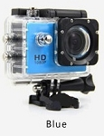 1080P ACTION SPORTS CAM BLUE