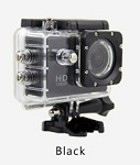 1080P ACTION SPORTS CAM BLACK