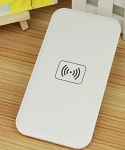 QI WIRELESS CHARGER RECTANGLE WHITE-NO RETAIL PACKAGING