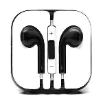 EARPHONES (10 PIECE PRICE) BLACK