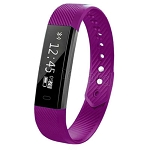 115HR FITBAND PURPLE