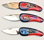 3 PIECE BOX TIN KNIFE
