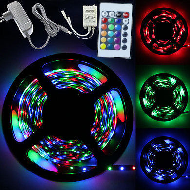 Led strip light redbluegreen quick view aloadofball Image collections