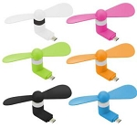 FAN FOR ANDROID PHONES (WITH RETAIL PACKAGING)