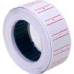 PRICING LABELS 10 ROLLS