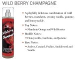 WILDBERRY CHAMPAGNE