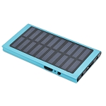 SOLAR POWER BANK STUN BLUE