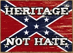HERITAGE NOT HATE
