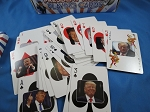 TRUMP PLAYING CARDS (ONE DOZEN DISPLAY)