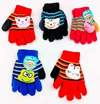 CHILDREN'S GLOVES (DOZEN)