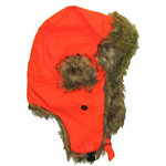 ORANGE WINTER HAT (DOZEN)