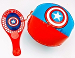 TAP BALL CAPTAIN AMERICA (DOZEN MINIMUM)