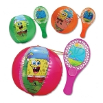 TAP BALL SPONGE BOB (DOZEN MINIMUM)