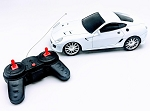 REMOTE CONTROL CAR WHITE