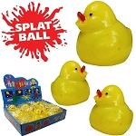 SPLAT BALL-RUBBER DUCKY