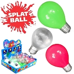 SPLAT BALL-LIGHT BULB