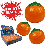 SPLAT BALL-PUMPKIN