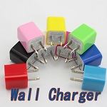 DUAL WALL USB ADAPTER MIXED SOLID COLORS (0NE HUNDRED PIECE PRICE)