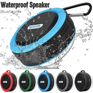 WATERPROOF MINI BLUETOOTH SPEAKER ORANGE