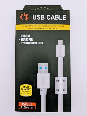 HIGH SPEED 2.1Amp CABLE IPHONE (100 PIECE PRICE)