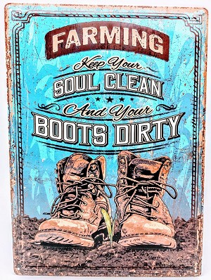SOUL CLEAN BOOTS DIRTY