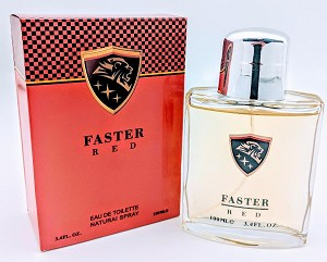 Our Version Of Red By Ferrari Faster Red